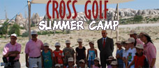 Cross Golf Summer Camp